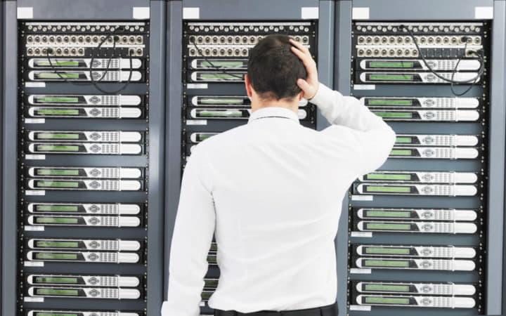 Обслуживание серверов хостинг-провайдером